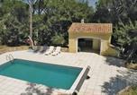 Location vacances Sainte-Cécile-les-Vignes - Holiday home Quartier Le Pielon-4
