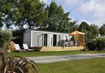 Camping avec Quartiers VIP / Premium Ploudalmézeau - Flower Camping La Grande Plage-4