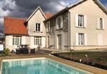 Hôtel Montendre - La Villa des 4 Vignes-1
