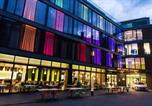 Hôtel Szeged - Art Hotel Szeged-1