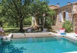 Location vacances Pont-de-Barret - Three-Bedroom Holiday Home in La Roche St Secret-4