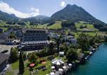 Hôtel Vitznau - Seerausch Swiss Quality Hotel