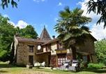 Location vacances Villefranche-du-Périgord - Maison De Vacances - Villefranche-Du-Perigord 5-1