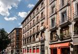 Location vacances  Province de Madrid - Atocha Boutique - Barrio de las Letras-2
