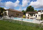 Location vacances Eymet - Villa with 3 bedrooms in Sigoules with private pool furnished garden and Wifi-1