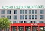 Hôtel Guxhagen - Hotel am Rüssel-1