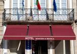 Hôtel Braga - Hotel Senhora A Branca-3
