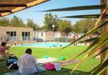 Camping avec Piscine couverte / chauffée Saintes-Maries-de-la-Mer - Camping Le Roucan West-2