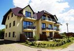 Location vacances Dranske - Ferienwohnung Wiek - Villa Boddenblick-1