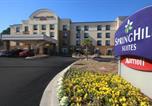 Hôtel Summerville - Springhill Suites by Marriott Charleston North-2