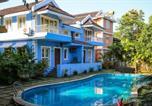Location vacances Vagator - Duplex Villa Poolside in Vagator@Courtyard (Perch)-1