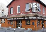 Hôtel Villeurbanne - Cosy Home Résidence Lyon Villeurbanne-2