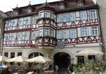 Hôtel Waldenburg - Stadt-gut-Hotel Gasthof Goldener Adler-2