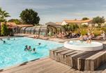 Camping avec Piscine couverte / chauffée Loire-Atlantique - Camping Le Village de la Mer-1