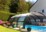 Location vacances  Ardennes - Tranquil Holiday Home in Joigny sur Meuse with Pool-1