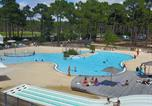 Camping avec Piscine couverte / chauffée Carcans - Camping Medoc Plage -1