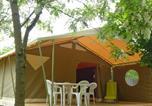 Camping avec Site nature Joyeuse - Camping La Turelure-3