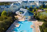 Hôtel Bailly-Romainvilliers - Disney's Newport Bay Club®-3