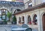 Hôtel Ruesga - Hotel Las Ruedas-3