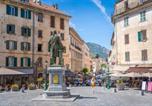 Location vacances Poggio-di-Venaco - Charmant T1 plein centre Corte au 13 cours paoli wifi gratuit calme lumineux-1