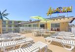 Hôtel Wildwood Crest - Ala Kai Resort Motel-1