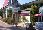 Hôtel Eure - Hotel Restaurant Les Deux Sapins-1