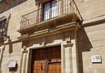 Hôtel Cuenca - Casa Palacio Conde de Garcinarro-2