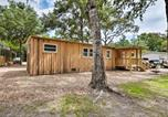 Location vacances Lake City - Cabin with Fire Pit, Walk to Steinhatchee River!-2