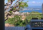 Location vacances La Ciotat - Villa Buly, 4 chambres vue mer et piscine-1