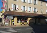 Hôtel Ménesplet - Le Teppa'Z-4