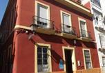 Hôtel Séville - Babel Hostel Sevilla-1