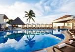 Hôtel Puerto Morelos - Desire Riviera Maya Resort-1