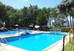 Hôtel Jarandilla de la Vera - Cabañas-Bungalows-Camping &quote;La Vera&quote;-3