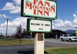 Hôtel Butte - Fan Mountain Inn-2