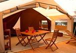 Camping avec WIFI Auvergne - Camping La Fressange-1