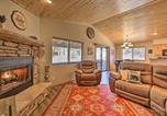 Location vacances Holbrook - Family Cabin with Porch about 3 Mi to Fool Hollow!-4