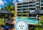 Hôtel Pa Tong - Skyview Resort Phuket Patong Beach - Sha Plus-1