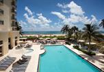 Hôtel Palm Beach Gardens - Hilton Singer Island Oceanfront Resort-3