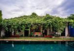 Hôtel Cambodge - Yolo Hostel-3