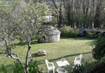 Hôtel Flavigny-sur-Ozerain - Ma cabotte de Bourgogne-2