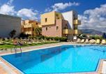Location vacances Malia - Frixos Hotel-1