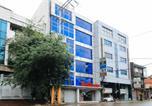 Hôtel Manila - Reddoorz Plus @ San Marcelino Malate-2