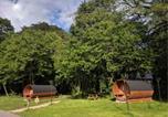 Camping avec Piscine couverte / chauffée Pierrefitte-sur-Sauldre - Camping L'Orangerie de Beauregard-3