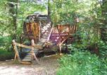 Location vacances  Haute-Vienne - Cabane Nid du centre Unisvers-1