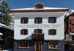 Hôtel Grimentz - Pension de la Poste-1