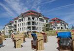 Location vacances Fehmarn - Turm-Appartement Strandburg-2