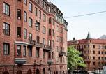 Hôtel Göteborg - Olof Wijksgatan, by Anna&Jesper-4