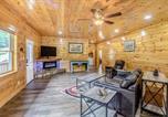 Location vacances Bryson City - Hilltop Cabin-1