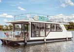 Hôtel Wusterhausen/Dosse - Awesome ship/boat in Havelsee w/ 1 Bedrooms-1