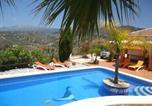 Location vacances Cómpeta - Villa Al-Andalus Spainsunrentals 1051-1